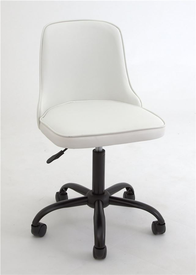 Стул ADAM BK Office 942-4 (WHITE PU)